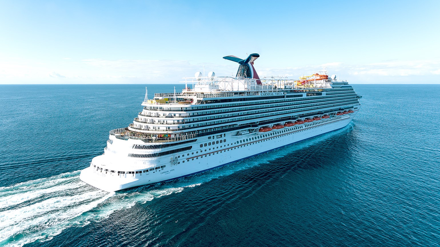 Carnival Vista cruises canceled to fix thruster